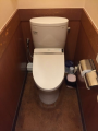 トイレ取替工事 千葉県野田市 CS330BM-SH330BA-NW1