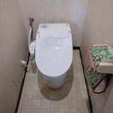 トイレ取替工事 茨城県高萩市 XCH3014RWS