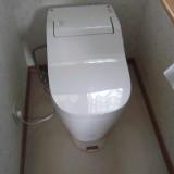 トイレ取替工事 広島県広島市西区 XCH1401WS