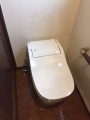 トイレ取替工事 群馬県藤岡市 XCH1401WS