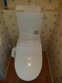 トイレ取替工事 大分県大分市 XCH3015WST