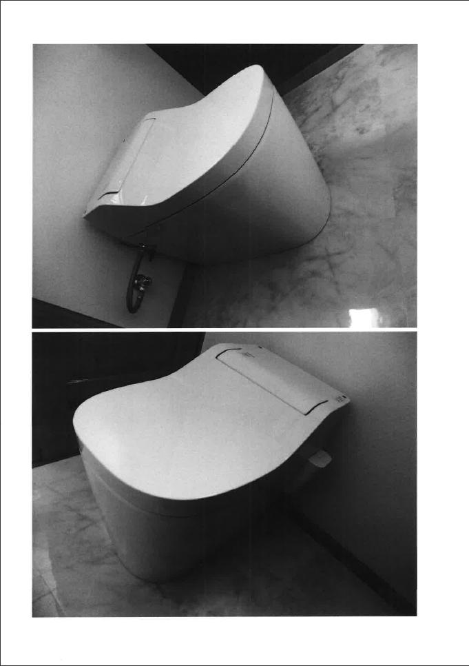 トイレ取替・壁クロス張替え・Pタイル張付工事 鳥取県鳥取市 XCH1401WS