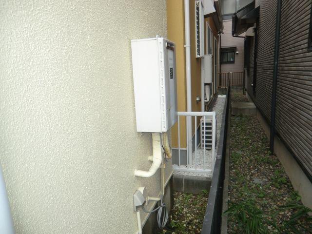 ガス給湯器取替工事 神奈川県横浜市港南区 RUF-E2405SAW-A-13A