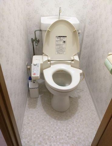 トイレ取替工事 大阪府大阪市旭区 XCH3015RWST