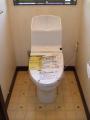 トイレ取替工事 福島県福島市 CES967-NW1