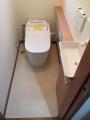 トイレ取替工事 千葉県松戸市 XGH7S-EN-R-W-M