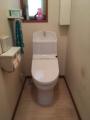 トイレ取替工事 愛知県豊橋市 CES967-NW1