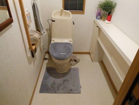 トイレ取替工事 茨城県筑西市 XCH3013WST