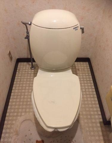 トイレ取替工事 千葉県船橋市 BC-ZA10H-120-DT-ZA150H-BN8