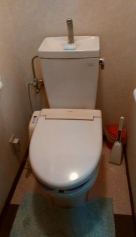 トイレ取替工事 東京都葛飾区 CS230B-SH231BA-NW1