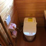 トイレ取替工事 宮城県伊具郡丸森町 XCH1401WS