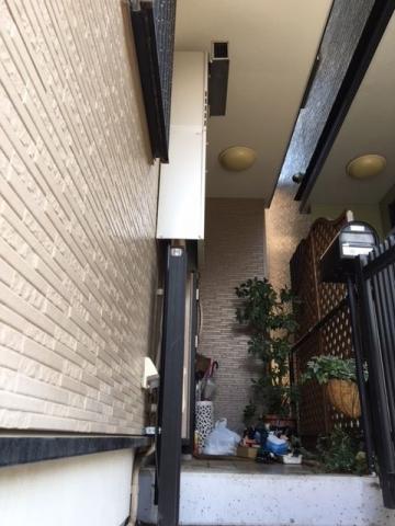 ガス給湯器 蛇口取替工事 神奈川県横浜市金沢区 RUF-E2405SAW-A-set-13A