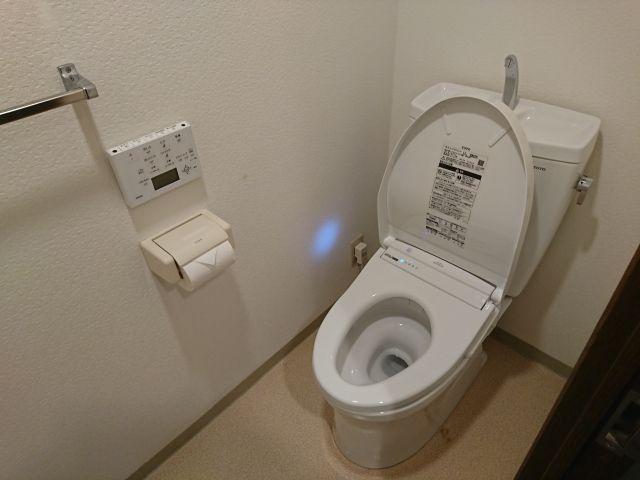トイレ取替工事 千葉県鴨川市 CS230BM-planB-NW1