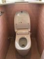 トイレ取替工事 愛知県日進市 XCH1401WS