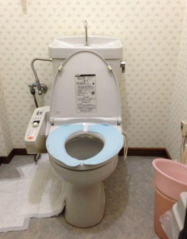 トイレ トイレ取替工事 大阪府大阪市住吉区 XCH3013RWST