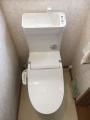 トイレ取替工事 千葉県八千代市 XCH3015WST