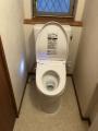 トイレ 取替工事 東京都世田谷区 TCF4833AK-NW1