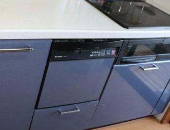 ビルトイン食洗機取替工事 福岡県北九州市戸畑区 NP-45MS8S