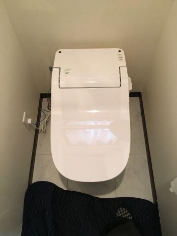 トイレ取替工事 埼玉県さいたま市中央区 XCH1401WS