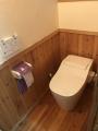 トイレ取替工事 埼玉県日高市 XCH1401WS