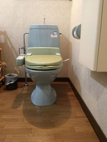 トイレ取替工事 栃木県佐野市 XCH1401WS