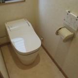 トイレ取替工事 兵庫県神戸市東灘区 XCH1401WS