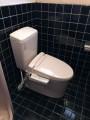 トイレ取替工事 和歌山県和歌山市 CW-KB21-LR8