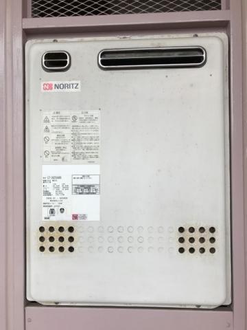 ガス給湯器取替工事 埼玉県川口市 GT-2460SAWX-BL-set-13A