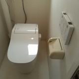 トイレ取替工事 神奈川県横浜市栄区 XCH1401ZWS