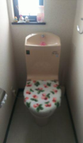 トイレ取替工事 神奈川県横浜市青葉区 TCF4713AK-NW1