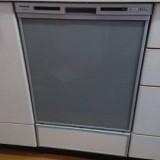 ビルトイン食洗機取替工事 神奈川県藤沢市 NP-45VD7S