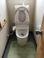 トイレ取替工事 茨城県稲敷郡阿見町 XCH3013WST