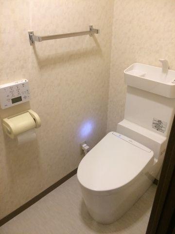 トイレ取替工事 神奈川県川崎市幸区 XCH301WST
