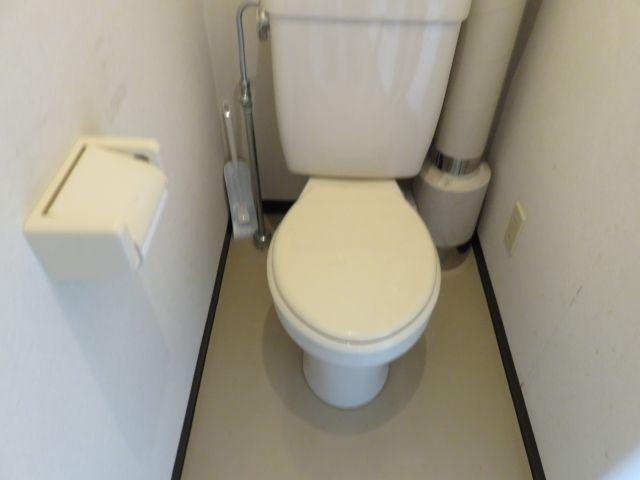 トイレ取替工事 千葉県柏市 kouji04