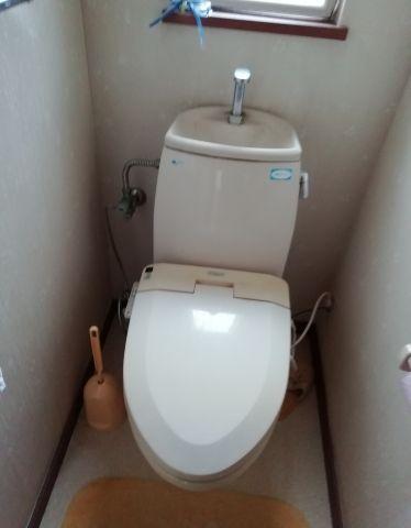 トイレ取替工事 千葉県印西市 CW-EA21-BN8