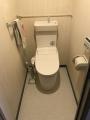 トイレ 蛇口取替工事 東京都目黒区 XCH3015WST