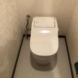 ガス給湯器 トイレ取替工事 大阪府大阪市大正区 RUF-A1610SAG-A-set-13A
