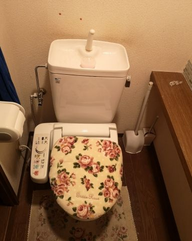 トイレ取替工事 神奈川県川崎市高津区 XCH3013WST