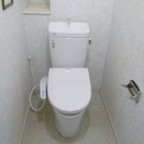 トイレ取替工事 愛知県名古屋市天白区 YBC-ZA10PM-YDT-ZA180PM-BW1