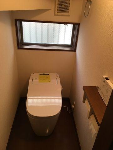 トイレ トイレ取替工事 東京都板橋区 XCH1401WS
