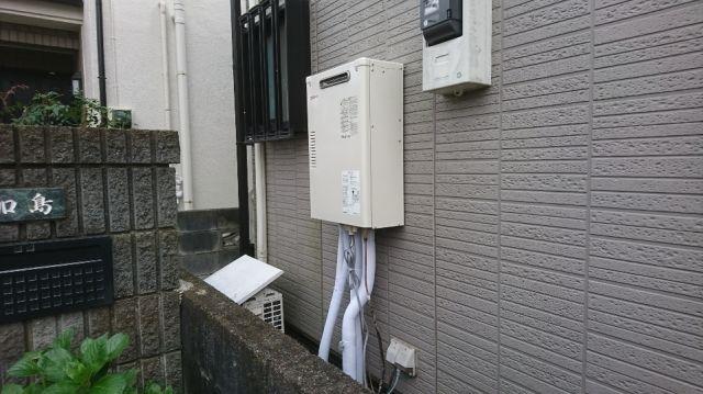 石油給湯器取替工事 東京都昭島市 OTQ-G4702AW
