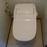 トイレ取替工事 長野県長野市 XCH1401WS