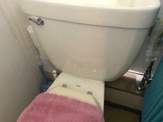 トイレ取替工事 BC-ZA10P-DT-ZA180EP-BW1