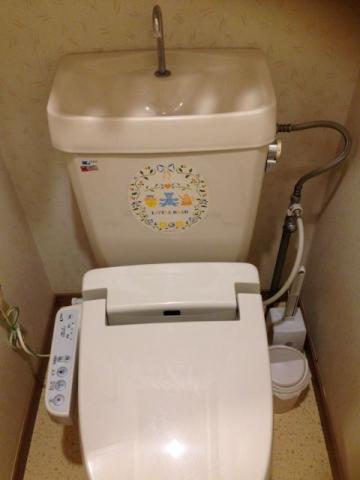トイレ交換工事 東京都八王子市 YBC-ZA10PM-YDT-ZA180PM-BW1