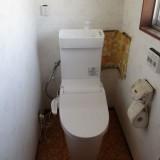 トイレ交換工事 兵庫県神戸市北区 XCH3013RWST