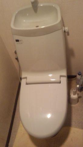トイレ交換工事 埼玉県上尾市 XCH1401RWS
