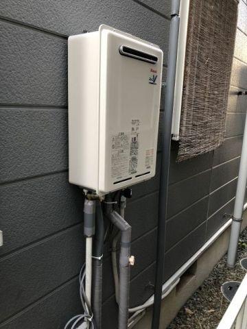 ビルトインガスコンロ ガス給湯器 交換工事 和歌山県紀の川市