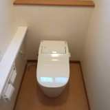 トイレ交換工事 茨城県那珂郡東海村 XCH1401WS