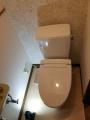 トイレ交換工事 東京都港区 BC-ZA10H-DT-ZA150H-BW1