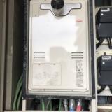 ガス給湯器 トイレ交換工事 東京都江東区 RUFH-A2400SAT2-3-13A